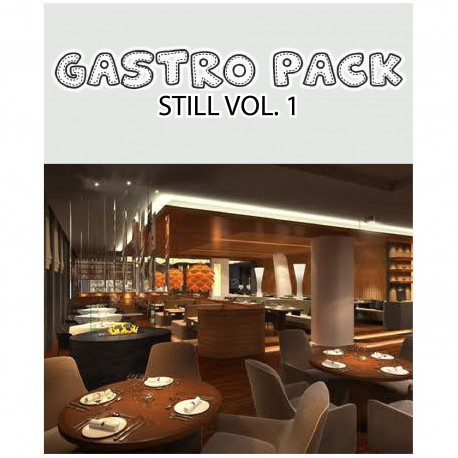 Gastro Pack Chillout Still vol. 1