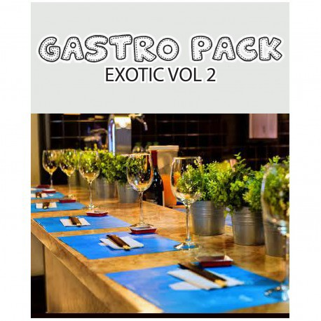 Gastro Pack Still Exotic vol. 2