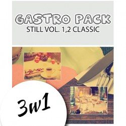 Gastro Pack Still vol. 1/2 - Classic