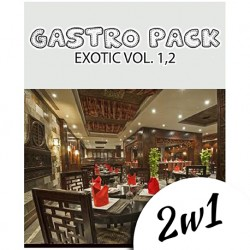 Gastro Pack Still Exotic vol. 1/2