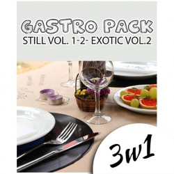 Gastro Pack Still vol. 1/2 - Exotic vol. 2
