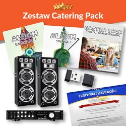 ZESTAW CATERING PACK BLUETOOTH