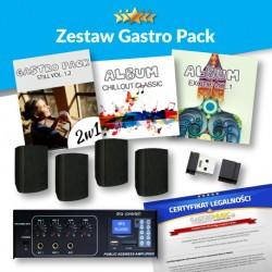 ZESTAW GASTRO PACK - ZASILANIE 230V/12V