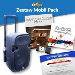 ZESTAW MOBIL PACK - AKUMULATOR - BLUETOOTH - BEZ RADIA