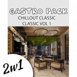 Gastro Pack Chillout Still vol. 1/2