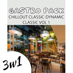 Gastro Pack Chillout Classic- Classic vol.1-Dynamic