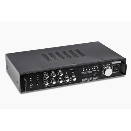 Wzmacniacz KARAOKE C66 VoiceKraft na 4 mikrofony z BLUETOOTH